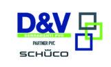 Logo D&V + Schuco